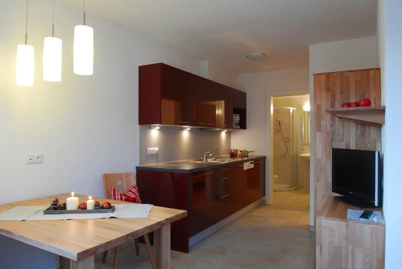 Garni sunnseit 39 n - Cucina e soggiorno in 30 mq ...